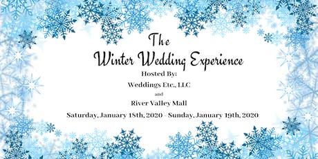 Winter Wedding Experience tickets