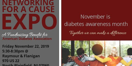 Sponsorship Packages - Networking Expo for a Cause (Fundraising Benefit for ADA)