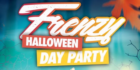 FRENZY - Halloween Day Party tickets