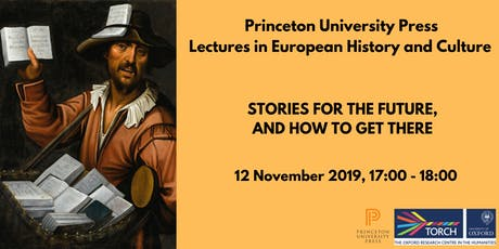 Princeton University Press Lecture: 3, Stories For the Future tickets