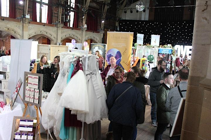 The Big East Staffordshire Wedding Fayre image