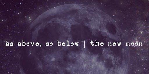 Womxn's Moon Circle October