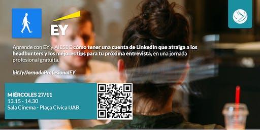 EY en Barcelona - Jornada profesional gratuita