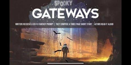 Gateways Reading Series: October 2019 tickets