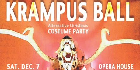 KRAMPUS BALL 2019 - Toronto tickets