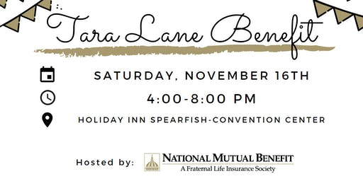 Tara Lane Benefit