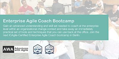 Enterprise Agile Coach Bootcamp | Berlin - January