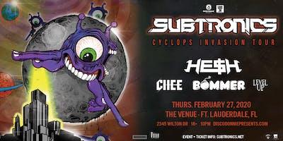 Subtronics Cyclops Invasion - Fort Lauderdale