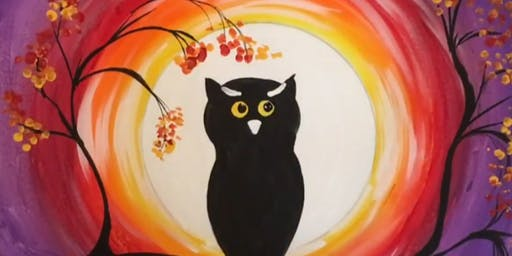 Paint Night Fundraiser for United Way KFL&A