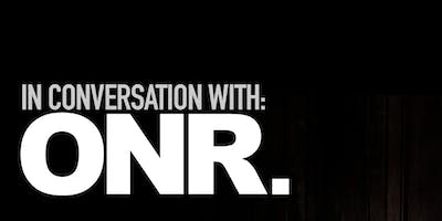 In Conversation with ONR.