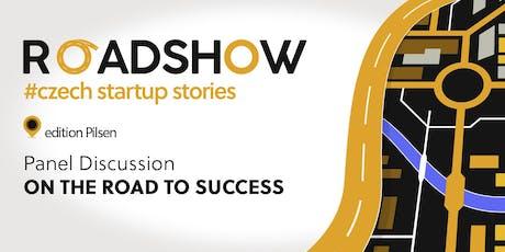 Roadshow #czech startup stories - edition Pilsen tickets