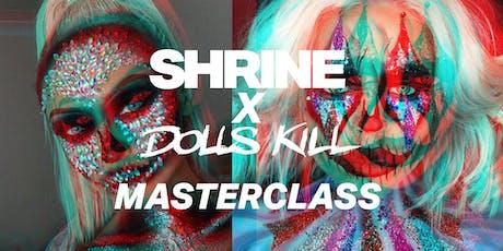 Shrine X Dollskill Halloween Masterclass tickets