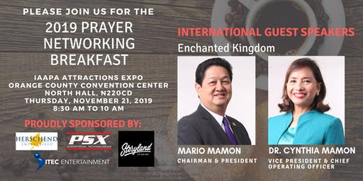 2019 Prayer Networking Breakfast
