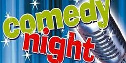 "Toastmasters Division E presents a ""Night of Comedy"""