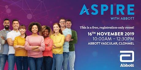Aspire with Abbott (Clonmel) tickets