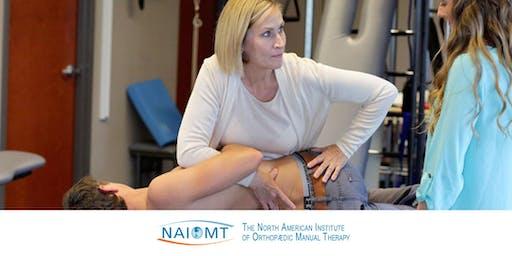 NAIOMT C-511 Lumbopelvic Spine I [Wilmington, NC] 2020
