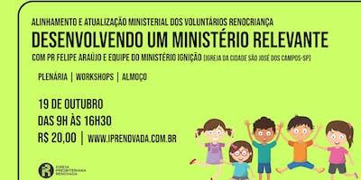Alinhamento e Atualização Ministerial do RenoCriança