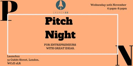 Pitch Night tickets