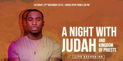 A Night with Judah & Kingdom of Priests: A Live Recording