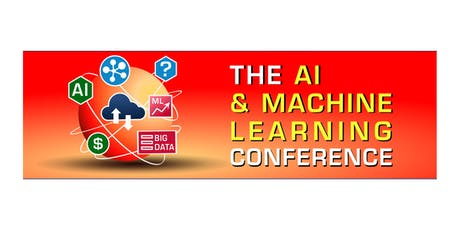 The AI & Machine Learning Conference tickets
