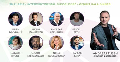 "GENIUS FORUM  ""BEYOND BUSINESS"" 30.11.2019"