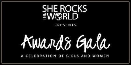 She Rocks The World Awards Gala tickets