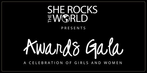 She Rocks The World Awards Gala