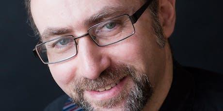 Professor Daniel Dresner:  The Attack on a Cyber Man tickets