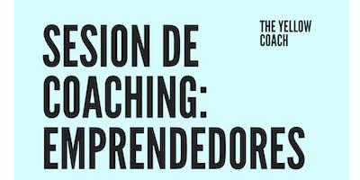 SESION DE COACHING PARA EMPRENDEDORES !!