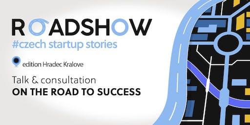 Roadshow #czech startup stories - edition Hradec Kralove