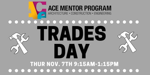 ACE Mentor Program of Charlotte - TRADES DAY