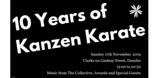 10 Years of Kanzen Karate Celebration