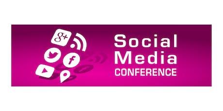 Social Media Conference tickets