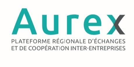 Soirée découverte d'AUREX la plateforme régionale d'échanges billets