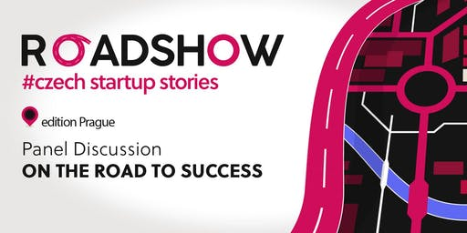 Roadshow #czech startup stories - edition Prague