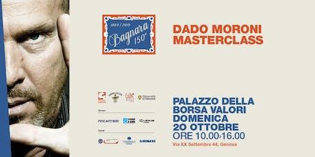 Dado Moroni Master Class biglietti