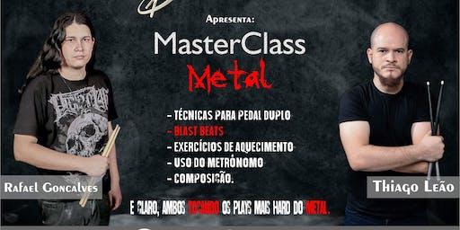 MASTER CLASS METAL