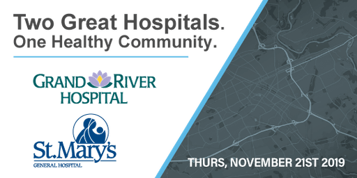 Two Great Hospitals. One Healthy Community.