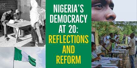 Nigeria's Democracy at 20: Reflections and Reform tickets