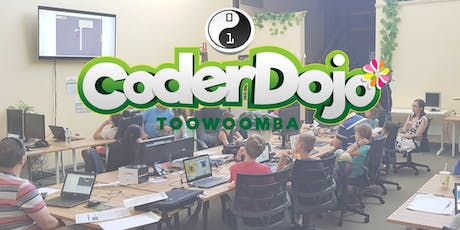 CoderDojo Toowoomba : Morning Session : Term 4, 2019 tickets