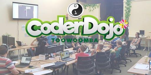 CoderDojo Toowoomba : Morning Session : Term 4, 2019