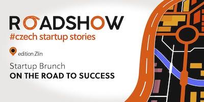 Roadshow #czech startup stories - edition Zlin