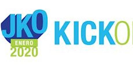 KICKOFF DE ENERO 2020 tickets