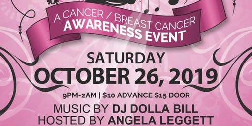 PINKTOBER TAKEOVER BREAST CANCER AWARENESS PARTY