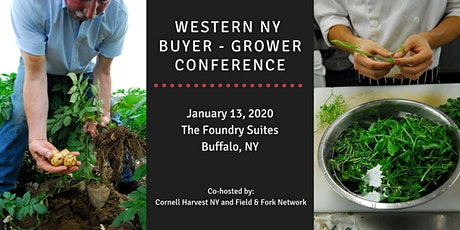 Western NY Buyer-Grower Regional Conference tickets