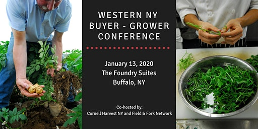 Western NY Buyer-Grower Regional Conference