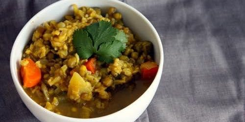 Cooking Class - Ayurveda's Most Healing Food, Kitchari
