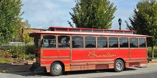 Braselton Murder Mystery Trolley Ride