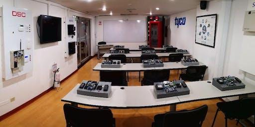DSC- Certificación técnica Sur-Gard System 5 y PowerSeries Pro, Noviembre 26-28, 2019