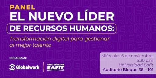 Panel: El nuevo líder de recursos humano